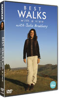 Best Walks With a View With Julia Bradbury DVD (2016) Julia Bradbury cert E