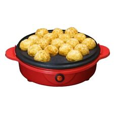 Takoyaki Grill Pan maker cooking plate stove machine Octopus from Japan