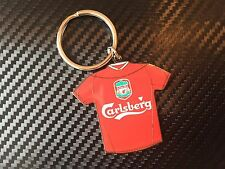 Liverpool Football Club Metal Red Keyring Official home keyring new