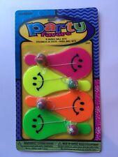 4 Stück Paddel Ball Set-Kinder Spielzeug Kids Party Tasche begünstigt