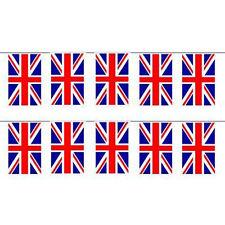 Union Jack Plastic 1-5 m Party Buntings