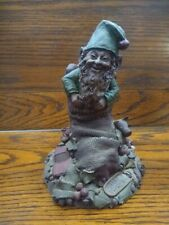 "Cairn Studio Tom Clark Gnome Figurine ""Yule"", Retired 1991"