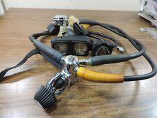 Dacor 950 Scuba Diving Regulator Psi and Depth Gauges Compass