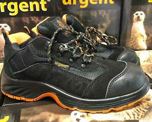 Sicherheitsschuhe S1 Arbeitsschuhe  Stahlkappe atmungsaktiv Schuhe Unisex
