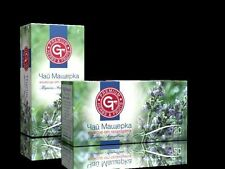 NEW GT 100% Natural Product Tea - THYME - Elixir of Nature 20 sachet in box