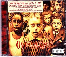 Korn-Untouchables cd album