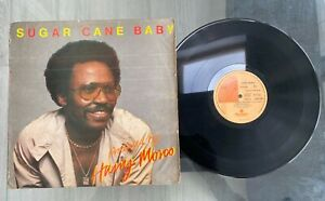 "Harry Mosco ""Sugar Cane Baby"" 1982 Boogie Disco Funk LP Samba Nigeria"