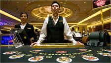 Algorithmos program with New Blackjack Strategy advantage 1,5% against casino!