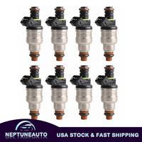 8X Upgrade Fuel Injectors for Chevrolet 7.4 GMC 2500 3500 Truck 96-00 0280155703