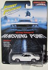 JOHNNY LIGHTNING SILVER SCREEN VANISHING POINT 1970 DODGE CHALLENGER R/T #3