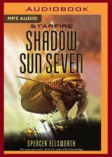 Shadow Sun Seven by Spencer Ellsworth Unabridged MP3 CD Audiobook 2015 NEW