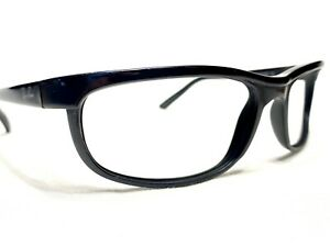 Ray Ban RB2027 W1847 Predator 2 Men's Black Aviator Sunglasses Frames 62/16~130