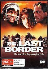 The Last Border (DVD)  BRAND NEW ... R4