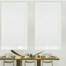 "GLOWE Cordless Blackout Roller Shade in Snow White 36"" X 72"""