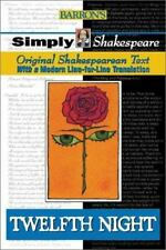 NEW - Twelfth Night (Simply Shakespeare) by Shakespeare, William