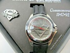 Death of Superman 1992 Collector's Watch