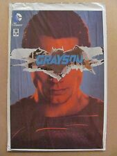 Grayson #18 NEW 52 DC Comics 2014 Polybagged Sealed Variant 9.6 Near Mint+