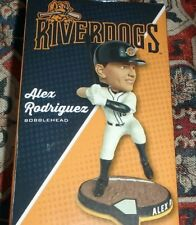 ALEX RODRIGUEZ ~ CHARLESTON RIVERDOGS ~ BOBBLEHEAD ~ LIMITED EDITION *NIB