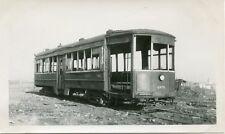5F962 RP 1952 PHILADELPHIA TRANSPORTATION CO JUNK BONE YARD CAR #6978