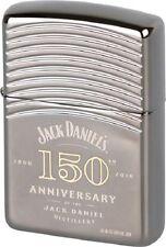 ZIPPO Armor Black Ice Jack Daniel`s 150th Anniversary 60002636 NEU