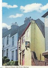 Sussex Postcard - Piece of Cheese, Old Town, Hastings   BX686