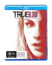 True Blood : Season 5 (Blu-ray, 2013, 2-Disc Set)