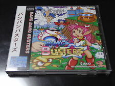 NEW Bang Bang Busters NCI Neo-Geo CD Japan