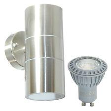 Acero Inoxidable Modernos 10w Led Up & Down al aire libre luz de pared Ip65 ahorro de energía