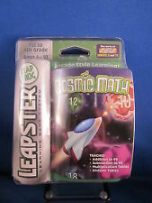 Leapster Leap Frog Cosmic Math Sealed