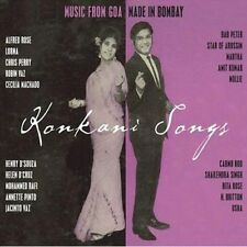 "KONKANI SONGS : ""Music from Goa Made in Bombay"" by Various Artists brand new CD"