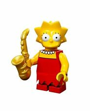LEGO Minifigures / Minifiguras  71005 - The Simpsons - Lisa Simpsons (New)