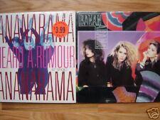 Bananarama LP + 12 inch single STILL SEALED