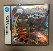 Pokemon: Platinum Version (Nintendo DS, 2009) Brand New Sealed Remake!