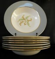 Homer Laughlin Lily of the Valley SOUP BOWL 1 of 7 available, have more items