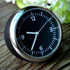 Brillante ABS Coche Mecánica Reloj de cuarzo digital Pointer PARA vez Decoración