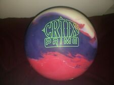 New Storm Crux Prime Bowling Ball | 1st 15#3oz Top 3.38oz Pin 4-4.5""