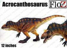 New Acrocanthosaurus Dinosaurs Figure 12 inches big size model FloZ Collectible