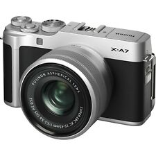 Fujifilm X-A7 XA7 15-45mm Mirrorles Digital Camera New Agsbeagle