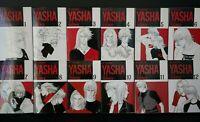 JAPAN Akimi Yoshida (Banana Fish Artist) manga LOT: Yasha vol.1~12 Complete Set