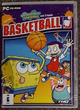 SpongeBob Squarepants and Friends Basketball [2004] (PC-CDROM - Windows) [THQ]