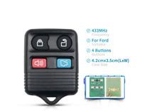Remote Control Keyless Fob For Ford Escape Ford Explorer & Mazda Tribute 433Mhz
