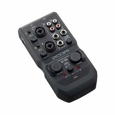 ZOOM U-24 Handy Portable Recorder Audio Interface FREEE EMS SHIPPING