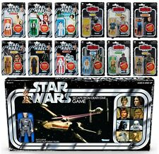 Hasbro / Kenner - Star Wars Retro Collection Series + Death Star Game - NEW