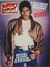 CIAO2001 35 1983 Michael Jackson Lou Reed Joe Walsh Venditti Billy Joel Mangione