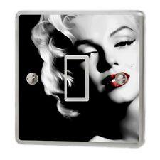 Marilyn Monroe Light Switch Sticker Vinyl / Skin cover sw27