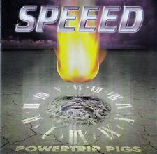 SPEEED : POWERTRIP PIGS / CD (MASSACRE RECORDS 1999)