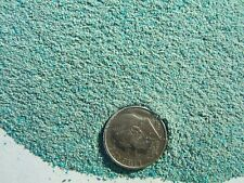 1 oz. chrysocolla fine crushed inlay powder / stone / material