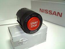 JDM OEM NISSAN SKYLINE GTR R35 R ENGINE PUSH START Button Switch GENUINE JAPAN
