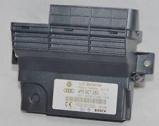 original Audi A6 4f Q7 4l Unidad De Control deirección 4f0910280 4f0907280