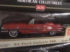 FORD GALAXIE 500 Cab 1964   Sun Star 1/18
